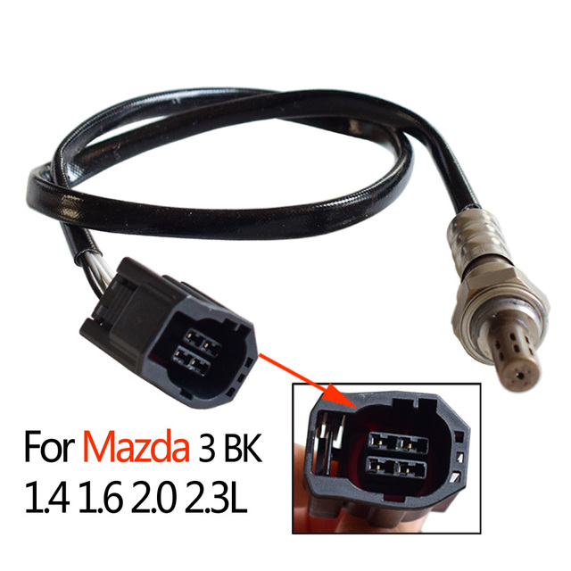 Voor Mazda 3 Bk 1.4L 1.6L 2.0L 2.3L 04 09 Z601 18 861A Z601 18 861 Z60118861B Zuurstof Sonde O2 Sensor Air brandstof Verhouding Sensor