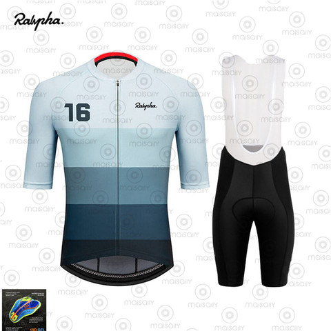 Camisa de Ciclismo Roupas de Ciclismo para Bicicleta Roupas de Bicicleta Conjuntos de Roupas de Bicicleta Profissional Ralvpha Camisetas Conjuntos de 2020 Mtb