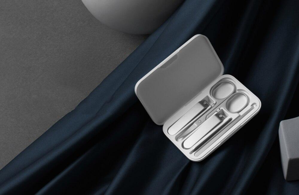 Xiaomi Mijia Nail Clippers Set 5Pcs 3