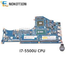 Nokotion ZIVY1 LA-B131P Laptop Motherboad Voor Lenovo Y40-80 I7-5500U Cpu R9 M275 Gpu DDR3L Main Board Werkt(China)