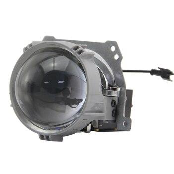 SHUOKE Bi-LED Projector Lens Light 12V 3A 36W 6000K 5500LM 50000h Life Biled Bi LED Lens Projector Lamp 2 PCS for Universal Car optima premium biled lens professional series