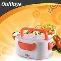 1.5L 220V Heating Container Lunchbox Portable for School Office Heated Lunch Box Food Container Hot Meals Kids Bento Lunch Boxes