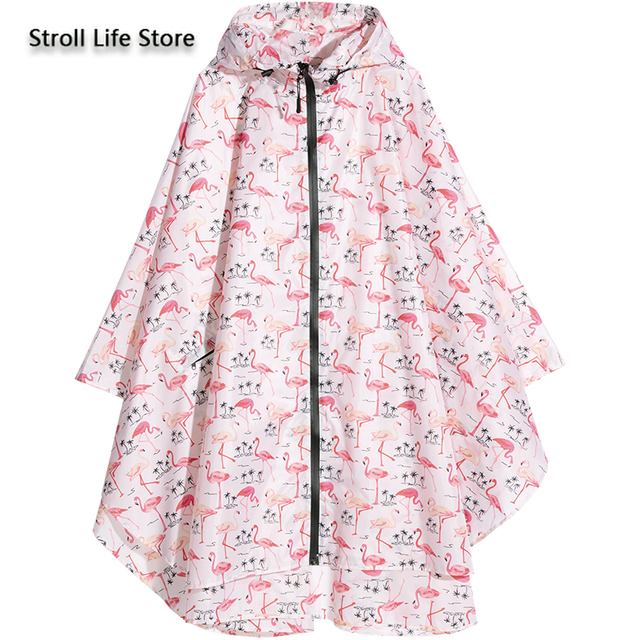 Long Raincoat Women Rain Poncho Hiking Cycling Large Size Clothes Korean Rain Coat Women Waterproof Suit Impermeable Gift Ideas 3