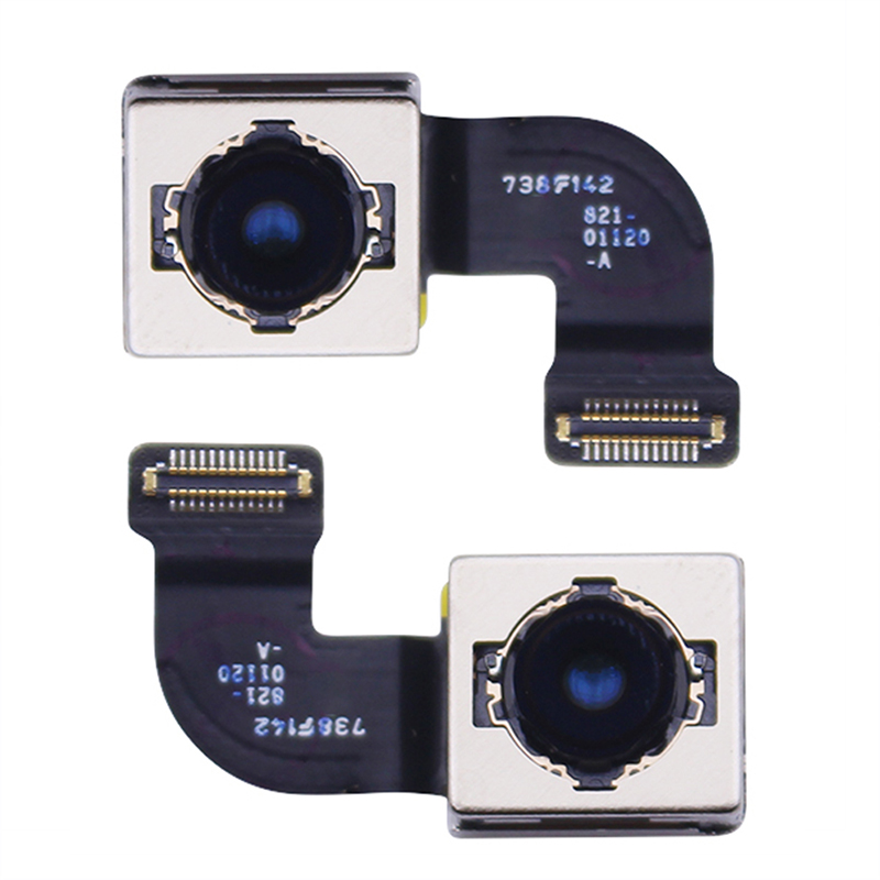 Tested Big Back Camera Flex Cable Rear Main Cam Module for iPhone 8/8 Plus FKU66