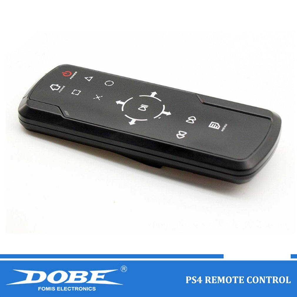 Media DVD BT3.0 Wireless Remote Control Controller For PS4/Slim/Pro for Sony PlayStation 4 PS4 Game Accessories