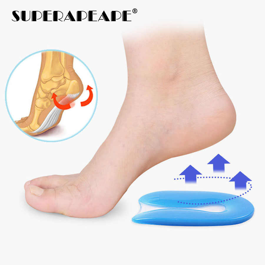 Silicone Gel Insoles for Men Women