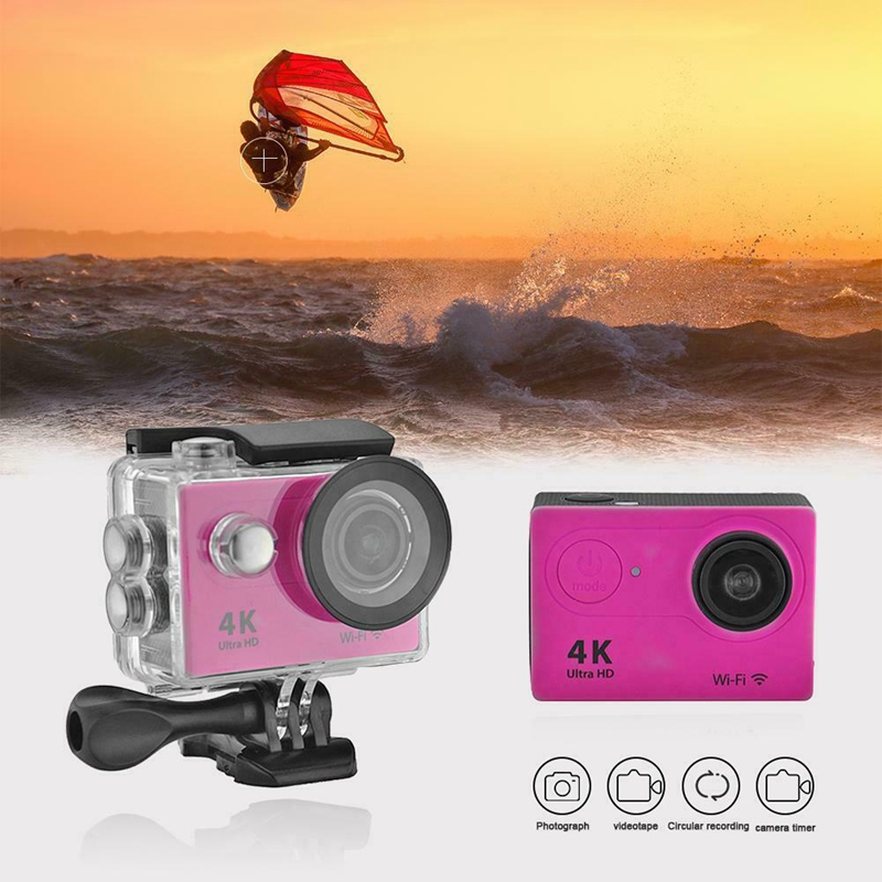 Aaae Top-H9R câmera wifi 1080 p ultra