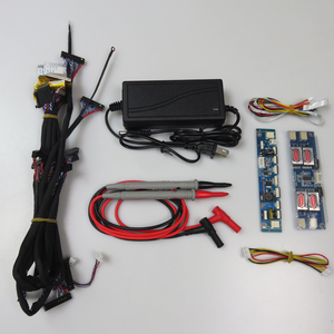 """Image 3 - En 6th nesil dizüstü bilgisayar TV/LCD/LED Test aracı LCD Panel Test cihazı desteği 7  84 """"w/ LVDS arayüzü kabloları ve invertör ücretsiz kargo"""
