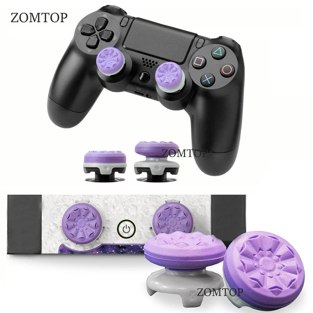 FPS for PlayStation 4 (PS4) Thumbsticks Cover Grav Slam Thumb Grip Stick Joystick Caps for PS4 Gamepad Controllers(China)