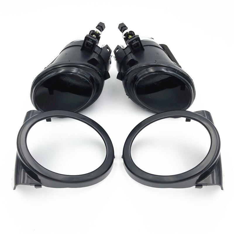 Case For BMW E46 3 SERIES M3 2001-2005 E39 M5 1995-2004 Fog Light With Bulbs  Halogen Car Light Assembly