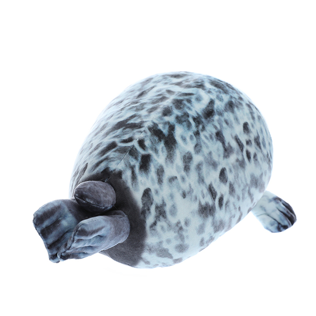 Yuki Chan Fluffy Seal Pillow 5