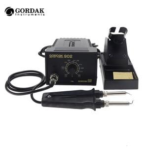 Gordon ak 902 110V/220V 75w SMD pince à souder Station fer 902 antistatique réglable Thermostat de contrôle de température