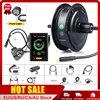 E bike Bafang Rear Wheels Hub Motor 36V 350W Conversion Kits For 20 26 27.5 28 Rim Disc V Brake Electric Bicycle DIY D DC Motor