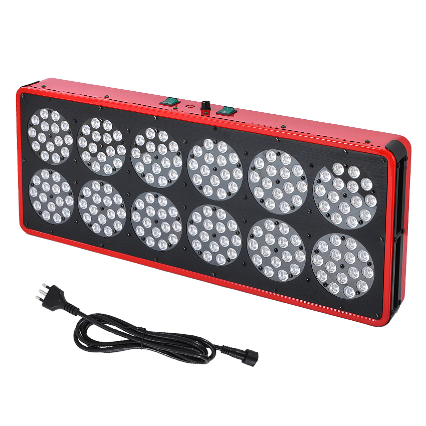 540W 12# High-quality Plant Growing Lamp, Led Plant Grow Light Red Blue 8:1 For Plant Grow And Flower 100-240V 180*3W Hot Sale