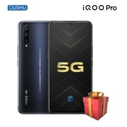 Перейти на Алиэкспресс и купить vivo iqoo pro 5g snapdragon 855plus octa core celular 4500mah big battery 48mp triple rear camera 5g 6.41'' nfc smartphone
