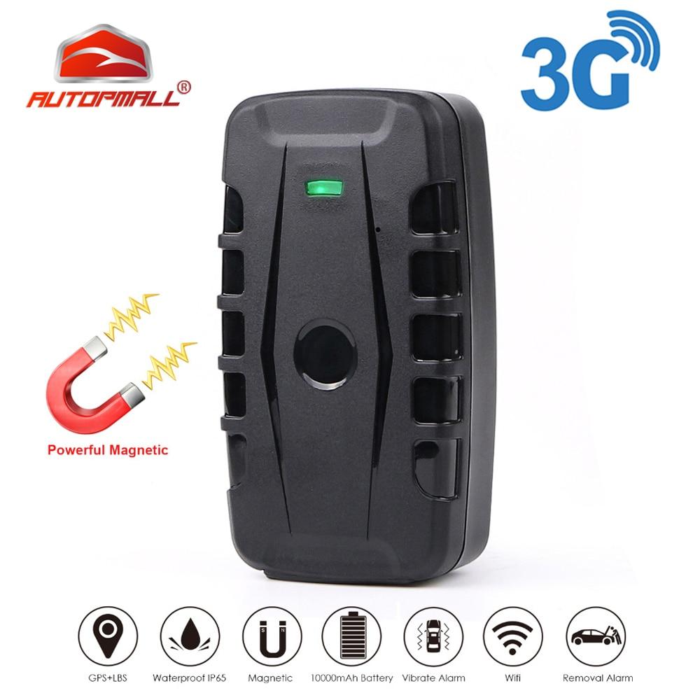 Dispositivo GPS Localizador GPS para autom/óvil im/án Impermeable y Potente en Tiempo Real LK209A