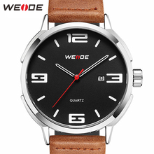 WEIDE Luxury 2/Tone Gold Stainless Steel Watch Men Analog LED Digital Dual Time Auto Date Alarm Display Fashion Casual Clock цена 2017