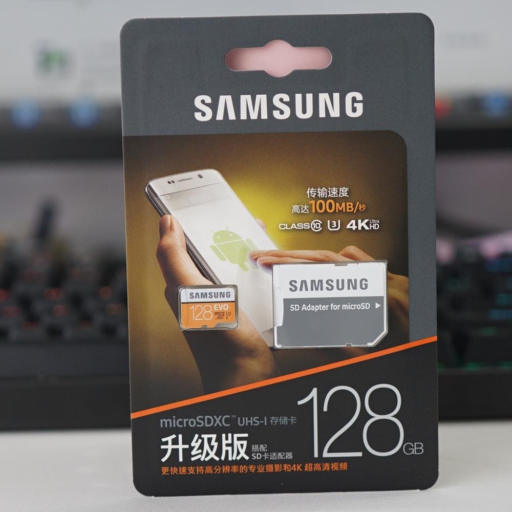 Карта памяти SAMSUNG Micro SD, класс 10, 32 ГБ, 64 ГБ, 128 ГБ, SDHC/SDXC