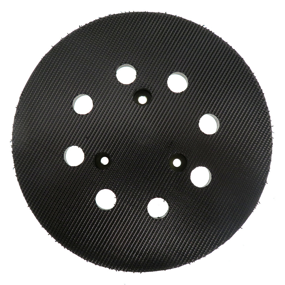 2020 New 1 Pc 5Inch 125 Mm Electric Polishing Sander Pad Grinding Disc 8 Vacuum Hole For DeWalt Rotary Tool