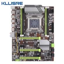 لوحة أم Kllisre X79 LGA2011 ATX USB3.0 SATA3 PCI E NVME M.2 SSD تدعم ذاكرة REG ECC ومعالج Xeon E5