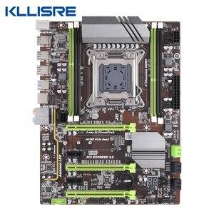 Image 1 - Kllisre X79 motherboard LGA2011 ATX USB3.0 SATA3 PCI E NVME M.2 SSD support REG ECC memory and Xeon E5 processor