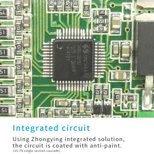 Image 5 - 16S 48V 3.2V lithium battery protection board temperature equalization overcurrent protection BMS PCB 15A 20A 30A 40A 50A 60A