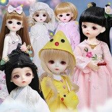 BJDตุ๊กตาOueneifs LCC Ayane 1/6ของเล่นสำหรับคอลเลกชันเด็กSurpriseชุดBall Jointedตุ๊กตา26ซม.