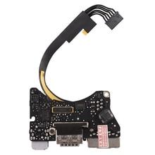 Для Genunie 2013- 820-3453-A A1465 I/O power Dock аудио USB плата для Apple Macbook Air 11 дюймов A1465 MD711 MD712