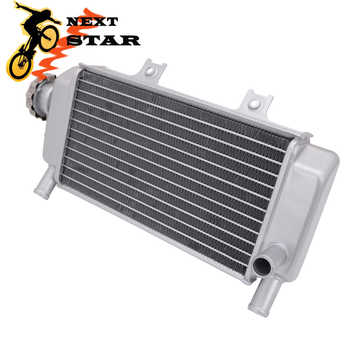 2 pcs Motorcycle Aluminum Radiator Water Tank Cooling Cooler For Honda CRF CRF250R CRF250X 250R 250 R 250X 250 X 2004 2005-2009