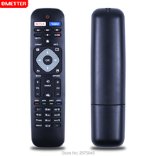 PHI-958 use for Philips for smart led lcd TV Tv And Blu-Ray Dvd remote control  with netflix button with vudu 2 In 1 controller new remote control for panasonic n2qayb000134 blu ray dvd player controller