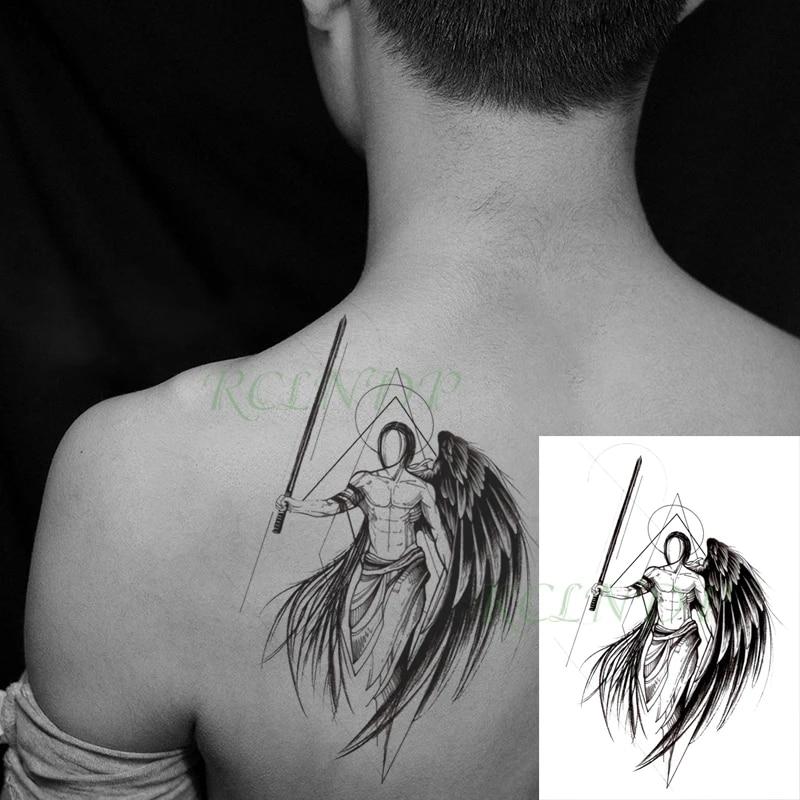 Mann bein tattoo [41+] Tattoo