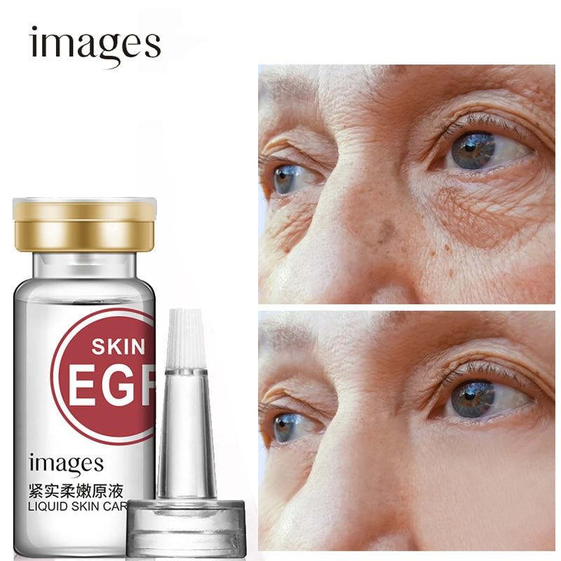 Face Serum Hyaluronic Acid Anti-Wrinkle Anti-Aging Liquid Lifting Firming Facial Essences Whitening Moisturizing Skin Care 10ML