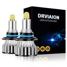Светодиодный 3d фонарь 2 шт 9006hb4/9005 hb3/h1/h7/h8h9h11 с