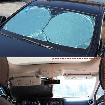 1X Car Sunshades Front Rear Windshield For Honda Civic 2018 Accord Fit Cr-v Hrv Jazz City CR-Z Dio CRX CRV 2008 MDX CRX Element фото