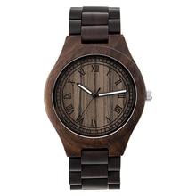 Brand Wooden Watch Retro Design Stylish Wood Timepieces Japa