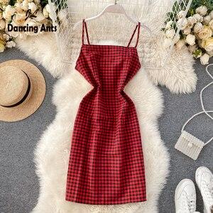 Woman Dress A-line Dress Strap