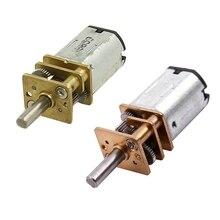 2 шт. крутящий момент шестерни ed коробка передач постоянного тока электродвигатель-Dc 6 в 0.45a 200 об/мин и Dc 6 В 0.45a 400 об/мин