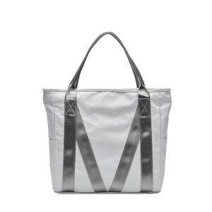Image 4 - WSYUTUO גבוהה באיכות נפחים גדולים אופנה בד תיק מזדמן נשים תיקי נשים כתף שקיות נשי שליח תיק Bolsa