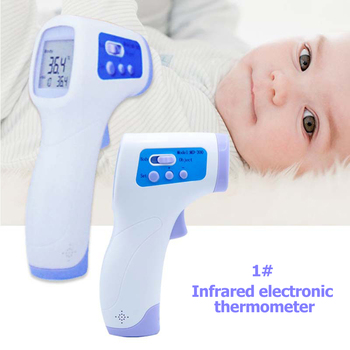 Non-contact Digital Pyrometer Temperature Handheld Infrared Thermometer Meter Surface Temperature Instruments