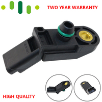 Intake Air Manifold Absolute Boost Pressure MAP Sensor Sender For MINI Cooper S R55 R56 R57 0261230135 13627540508 2006-2013