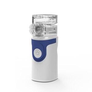 Image 2 - Mini nébuliseur portable pour enfants et adultes avec inhalateur à maille, silencieux, pour la maison