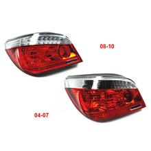 Czerwony jasne DRL Bar światła tylne światła stopu dla 2004-2010 BMW E60 520 523 525 528 530 tanie tanio MSUEFKD CN (pochodzenie) 63216910798 63217165740 63217180515 63217361593 BM2800115 BM2801115 BM2800122 2004 2005 2006 2007