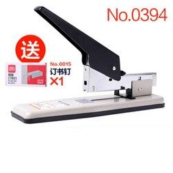 NO0394 сверхмощный степлер с 500 шт 23/10 скобы, 80 Емкость листа для офисного дома