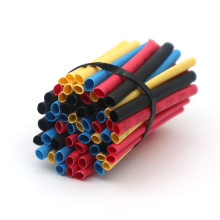 60Pcs/Pack Heat Shrink Tube Adhesive Cable Protective Sheath Thermoretractable Gaine