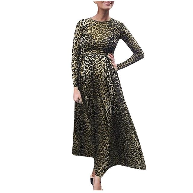 SAGACE Maternity Sexy Dress for Pregnant Women 2