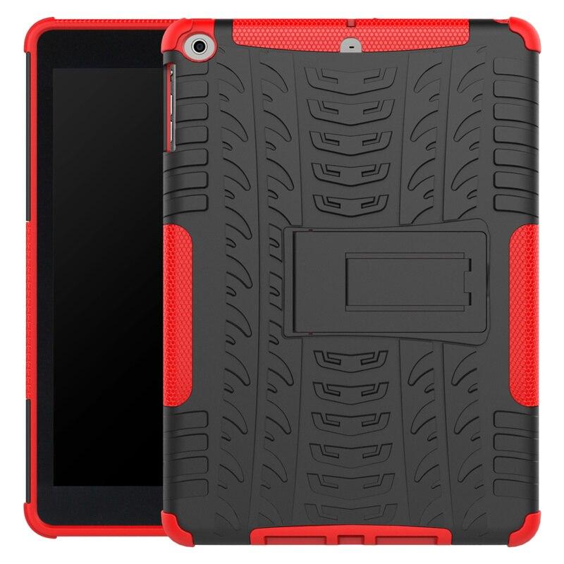 Противоударный чехол для iPad Air 1 A1474 A1475 A1476, сверхпрочный чехол для iPad Air 1 Гибридный армированный ПК + ТПУ противоударный чехол с подставкой