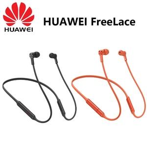 Huawei FreeLace Wireless Bluetooth Sport Earphone Waterproof In-ear Memory Cable Metal Cavity Silicon Magnetic Switch