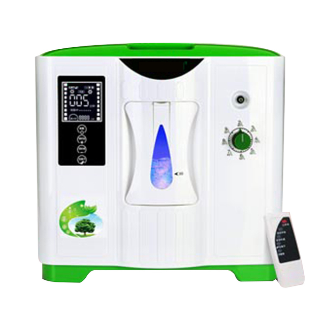 Портативный Медицинский кислородный генератор 2 9 л концентратор воздуха очиститель воздуха для дома и путешествий 110 В