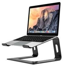 Laptop Stand Holder Aluminum Stand For MacBook Portable Laptop Stand Holder Desktop Non-Slip Heat Dissipation Notebook Holder