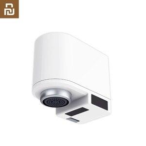 Image 2 - Оригинальный Автоматический Инфракрасный датчик Youpin ZAJIA, водосберегающее устройство для умного дома, для кухни, ванной комнаты, раковины